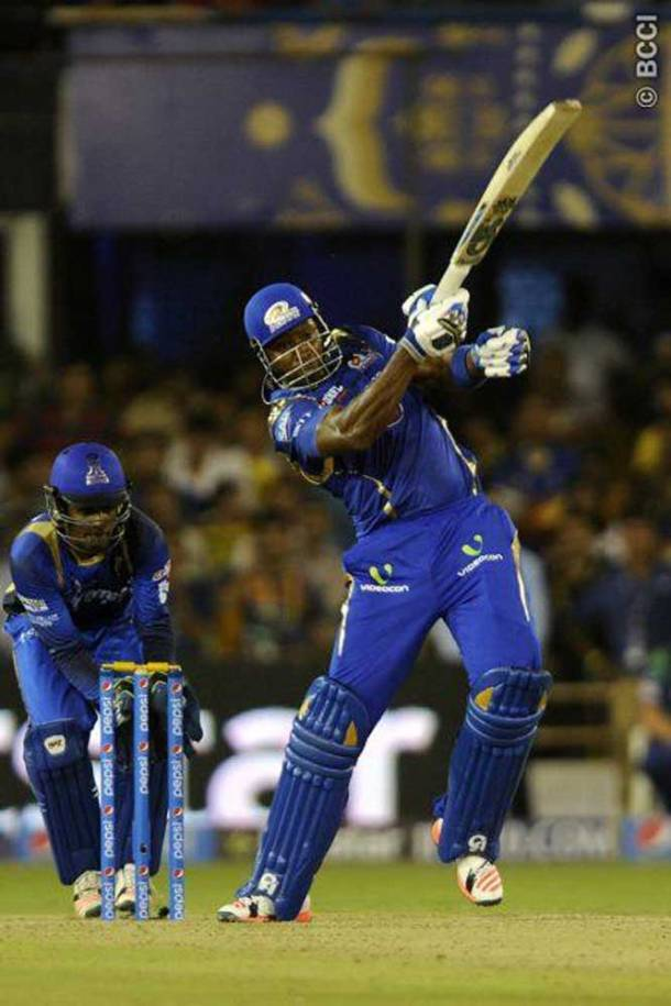 RR vs MI, MI vs RR, Rajasthan Royals, Mumbai Indians, IPL, IPL 8, Indian Premier League, IPL Photos, RR vs MI Photos, IPL 8 photos, Cricket Photos, Cricket