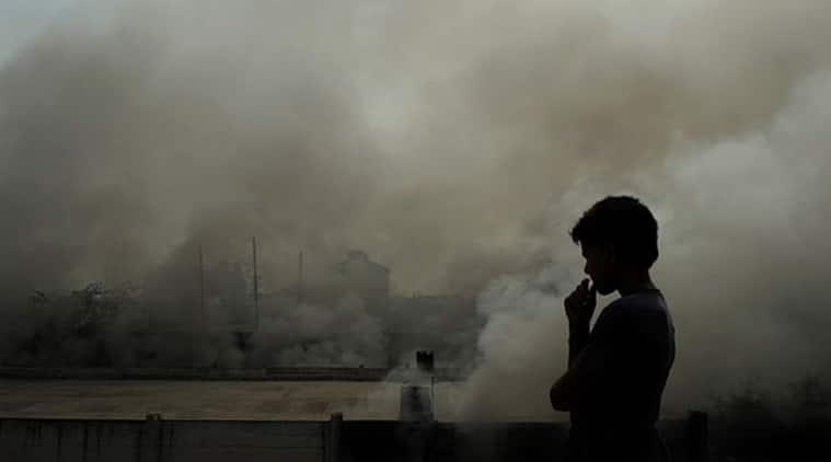 WHO, Air pollution, WHO air pollution, WHO resolution, WHO air pollution resolution, 68th World Health Assembly, Geneva,