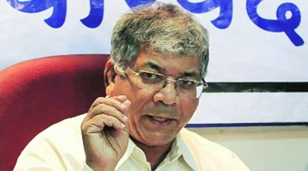 Centre has told state not to arrest Bhide, Ekbote: Prakash Ambedkar