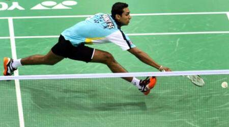 HS Prannoy has great wall to scale in Malaysian Open