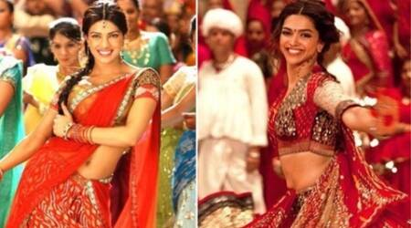 Priyanka Chopra, Deepika Padukone to do dance jugalbandi in 'Bajirao Mastani'