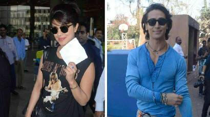Priyanka Chopra back in her city, Tiger Shroff is working hard