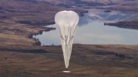 Google's Balloon-powered Internet: Video shows Project Loon is close to launch