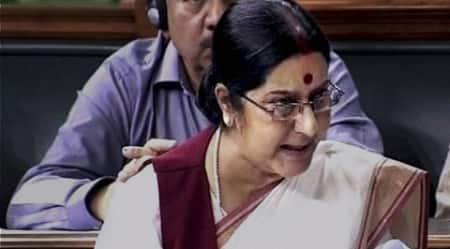 Lalit Modi row, Lalit Modi, Lalit Modi controversy, Sushma Swaraj, James Bevan, Swaraj Bevan