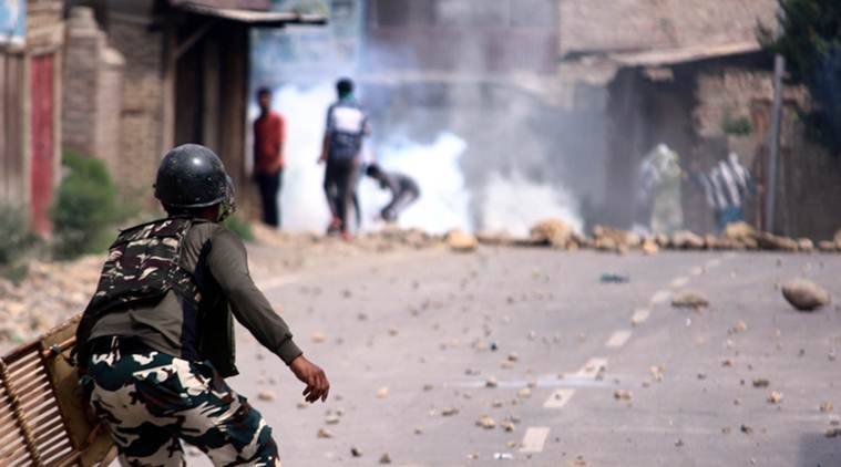J&K tension, J&K militants, militants killed in J&K,Hansraj Ahir, J&K violence