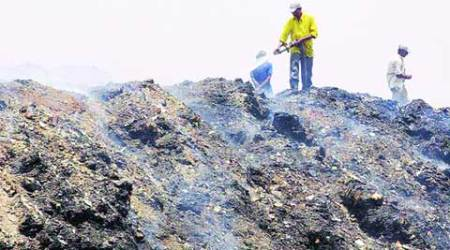 Panchayat rues delay: No progress on garbage units irks villagers