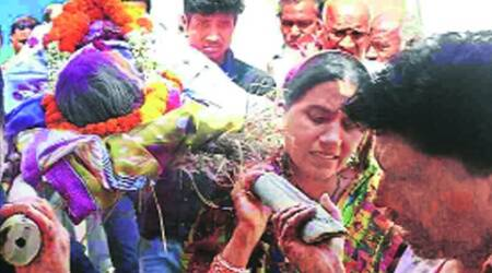 Brother kills woman sarpanch for lighting mother's pyre inChhattisgarh