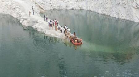Five engineering students drown during swim in Bangalore quarry pit