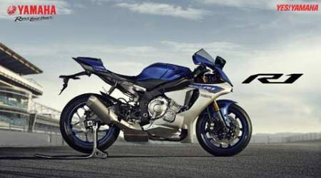 Yamaha YZF-R1 and YZF-R1M launched inIndia