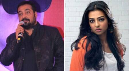 Anurag Kashyap files FIR with cyber cell after Radhika Apte's nude video goes viral