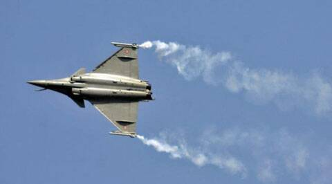 India, France ink Rs 60,000 crore Rafale deal