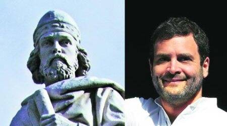 Meghalaya CM compares Rahul Gandhi to Alfred the Great, king who returned toconquer