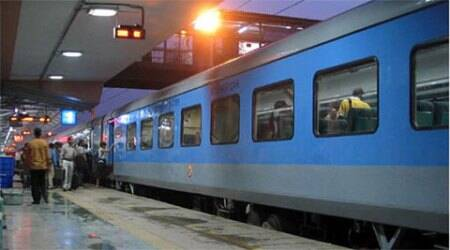 Bengal: Rain pulls chain on train services