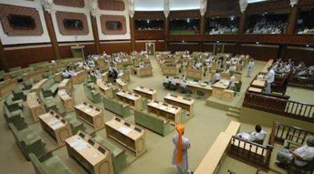 Rajasthan Assembly adjourns after Congress' protest over power tariff, farmers compensation