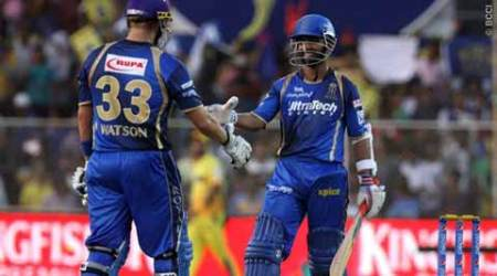 Rajasthan Royals' dream run continues
