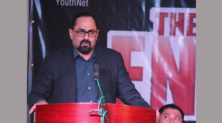 Arnab could join hands with Rajeev Chandrasekhar to start his own venture.