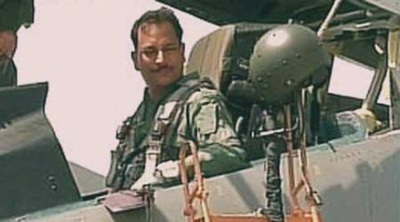 The only Indian civilian to have done aerobatics on a Sukhoi