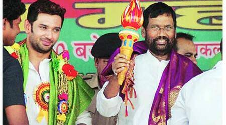 LJP, Dalit, Ram Vilas Paswan, Dalit Mahapanchyat, janata Parivar, NDA, BJP, UP elections, Mayawati, lucknow news, city news, local news, lucknow newsline