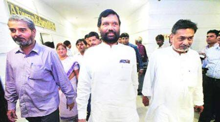 Six parties have united, not their hearts: Ram Vilas Paswan