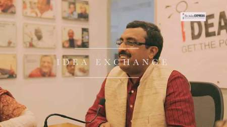 Ram Madhav says PDP-BJP alliance has brought a good name