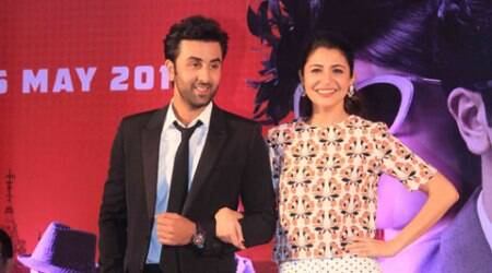 Ranbir Kapoor, Anushka Shrama unveil second trailer of 'Bombay Velvet'