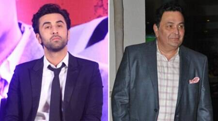 Rishi wishes luck to son Ranbir Kapoor for 'Bombay Velvet'