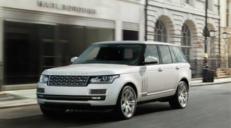 Range Rover LWB Autobiography Black launched in India