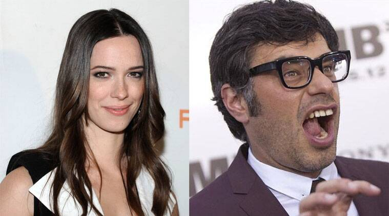 Rebecca Hall, Jemaine Clement