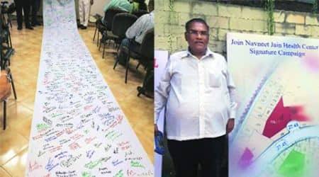 mumbai records, Draft Development Plan 2034, Draft development plan, Guinness Book of World Records, Limca Book of Records. mumbai news, city news, local news, mumbai newsline
