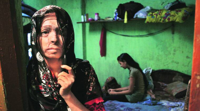 Acid attacks, Mumbai acid attacks, Acid attack survivors, Reshma Qureshi, Lalita Ben Bansi, Uttar Pradesh, Mumbai news