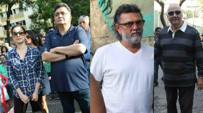 Rishi Kapoor, Prem Chopra, Rakeysh Omprakash mehra