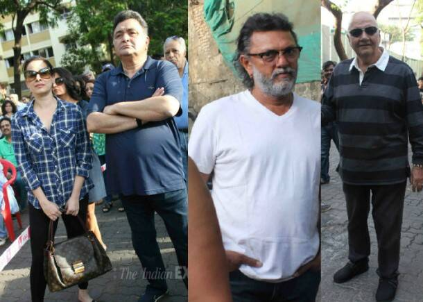Rishi Kapoor, Rakeysh Omprakash Mehra come out in support of their hill