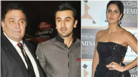 Ranbir doesn't talk about his girlfriend with dad Rishi Kapoor