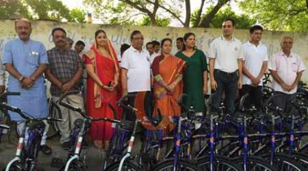 RMC launches Cycle Sharing Porject to ease traffic and reducepollution