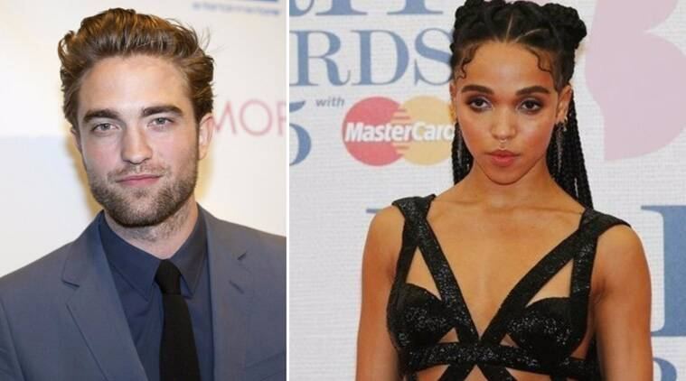 Robert Pattinson, girlfriend FKA Twigs