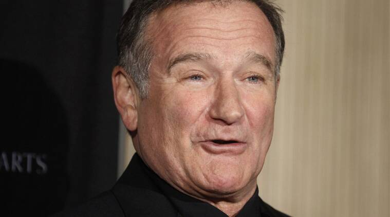 Jamie Costa, Robin Williams