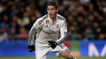 Real Madrid, James Rodriguez, Real Madrid James Rodriguez, James Rodriguez Real Madrid, Spanish La Liga, Real Madrid vs Granada, Football News, Football