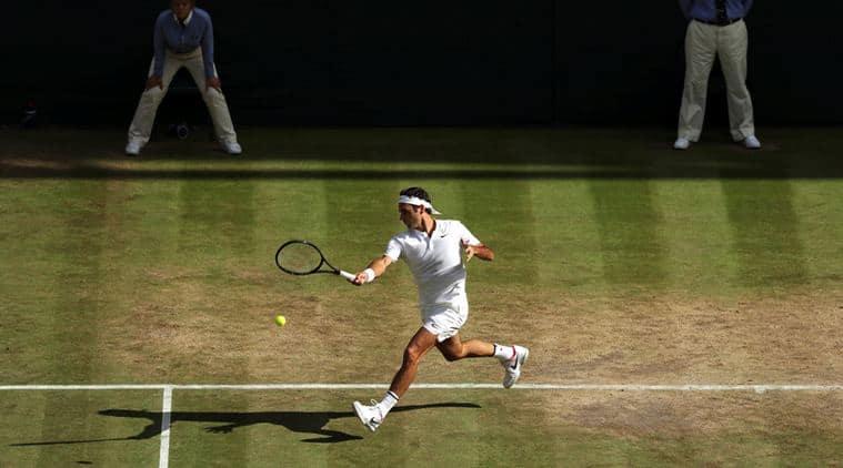 roger federer, shane warne, wimbledon, wimbledon final, wimbledon titles, tennis news, sports news, indian express
