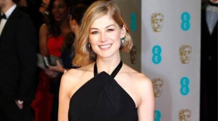 Rosamund Pike to star in adaptation of Autism memoir