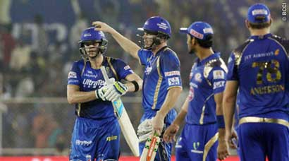 RR remain unbeaten, MI winless