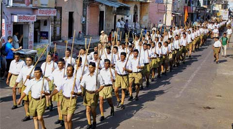 Indianise education, RSS, saffronisation, indian education, Smriti Irani, RSS Education, Nation news, india news, indian express