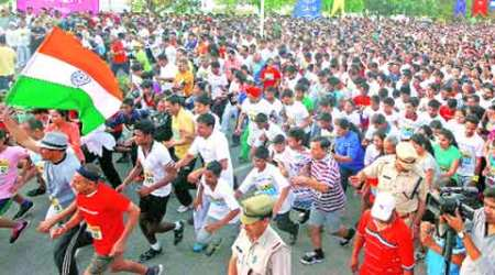 Panchkula runs for its youth