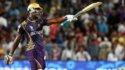 Russell beats KXIP; Duminy leads DD to win