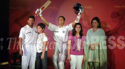 Happy Birthday Sachin Tendulkar: Sweet family moments
