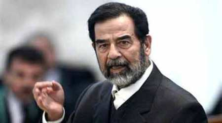 Saddam Hussein perceived wrongly by the US, writes ex-CIA agent in new book
