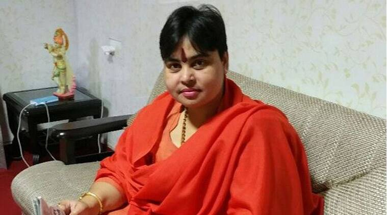Sadhvi Deva Thakur, Shiv Sena, Saamna, Muslim population