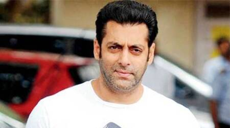 Salman Khan in Kashmir for 'Bajrangi Bhaijaan'
