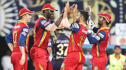 IPL, IPL 2015, IPL 8, RCB, MI, Royal Challengers Bangalore, Mumbai Indians, MI vs RCB, RCB vs MI, IPL News, Cricket News, Cricket