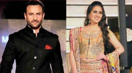 Saif Ali Khan's daughter Sara wants to join films