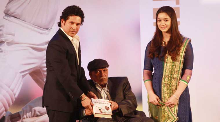 Annoyed at baseless speculation about daughter joining films: Sachin Tendulkar